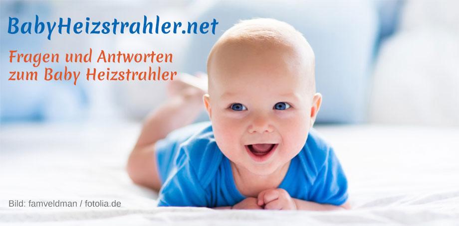 Baby Heizstrahler Bild Baby